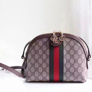 GUCCI Ophidia GG Small Shoulder Crossbody Bagslbe